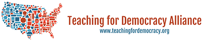 Teaching for Democracy Alliance logo